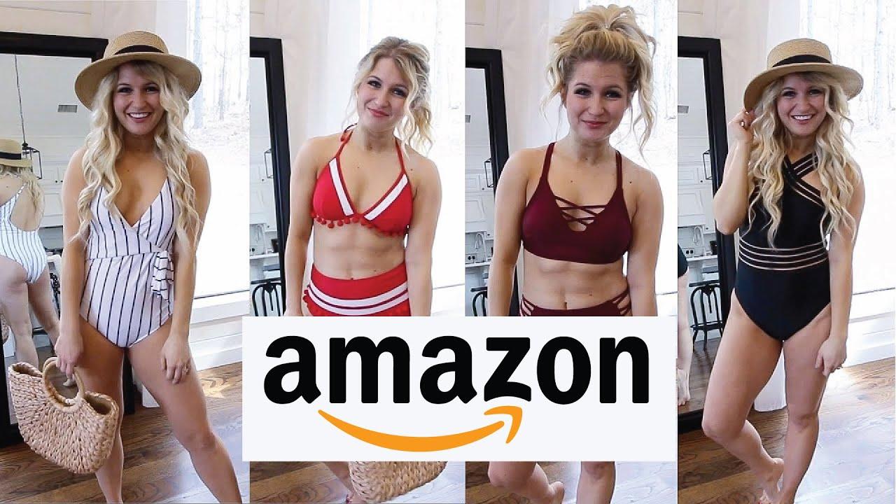 988901ac11 Amazon Swimsuit Haul / Under $30 - YouTube