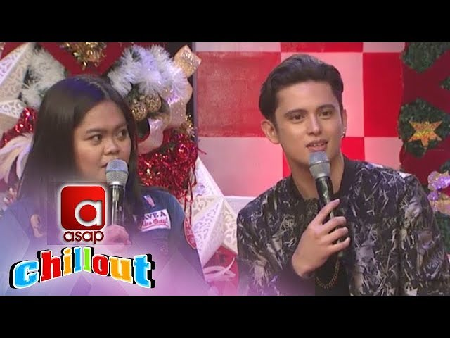 ASAP Chillout: First and Last Game with James Reid