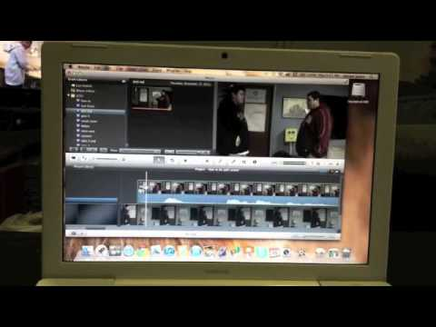 Split Screen In IMovie '11