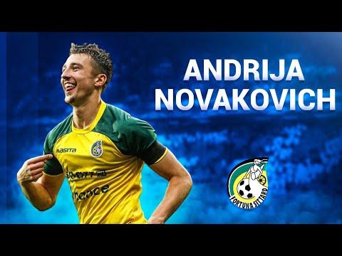 Andrija Novakovich ● Goals, Assists & Skills - 2018/2019 ● Fortuna Sittard