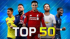 Top 50 Most Creative & Smart Assists In Football