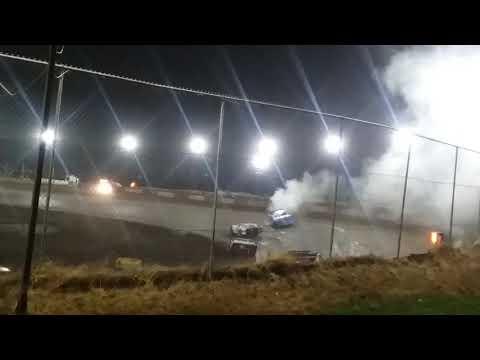 10/26/2018 Peoria Speedway SBLM 50 lap Season Championship  part 2