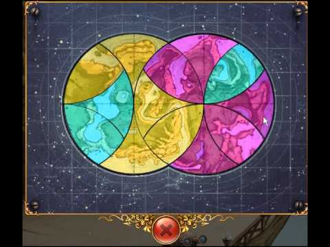 The Tiny Bang Story Chapter 3 Align Globe Map walkthrough