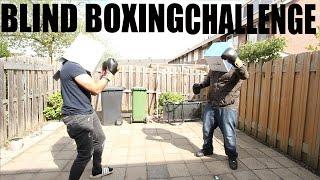 BLIND BOXING CHALLENGE #1 ( MET PATJEMOSS)