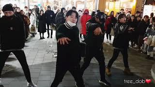 180110 홍대공연 디오비(dob) / 세븐틴(SEVENTEEN) - 박수(clap)