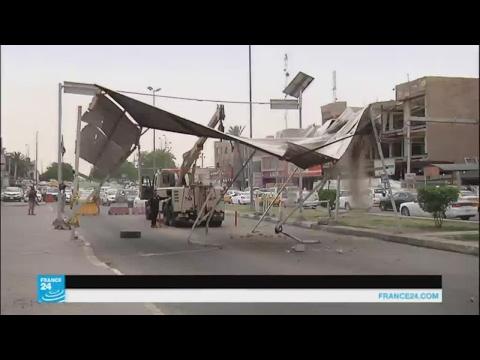 السلطات العراقية تزيل أغلب نقاط التفتيش والحواجز الأمنية في بغداد