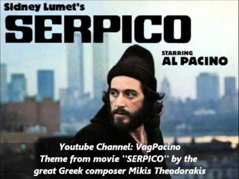 Theme from - Serpico -  by the Greek composer Mikis Theodorakis