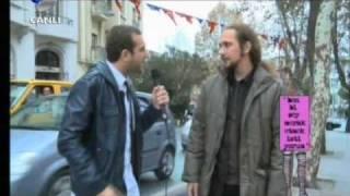 Disko Kralı - Dolmuşta Ses Çatallaşması (26.10.2008)