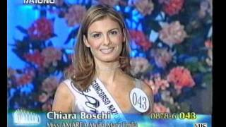 Miss Italia 1999 - Presentazione delle 100 finaliste