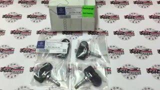 A0009057200, A 000 905 72 00 Датчик контроля давления в шинах (колесах) Mercedes ML W166 / GL X166