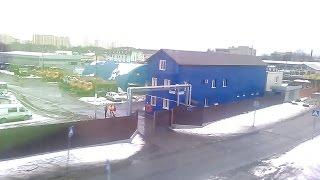 . Москва-Казанский вокзал-Люберцы. Поездка на скором поезде Москва-Пенза