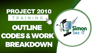 Video Microsoft Project 2010 Video Training Tutorial - Outline Codes and Work Breakdown Structure download MP3, 3GP, MP4, WEBM, AVI, FLV Agustus 2018