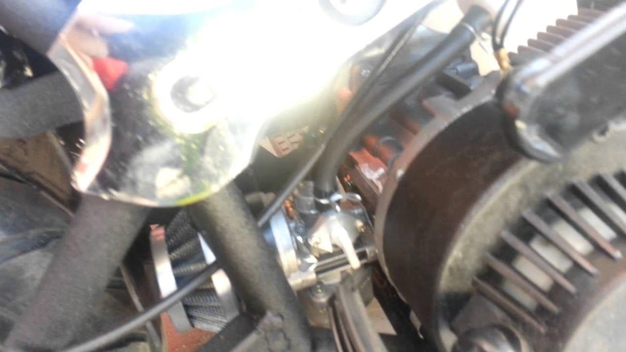 Fiamme Minimoto Sport PS77 50cc Nitro Motors