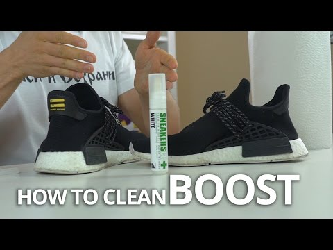 How To Clean & Restore Your BOOST | adidas Ultra Boost & NMD & ANY BOOST