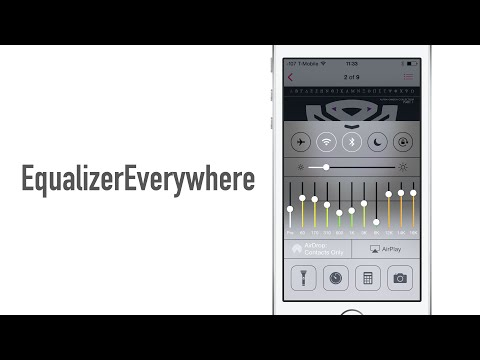 EqualizerEverywhere makes it possible to adjust audio in any app - myjailbreakmovies  - wPB3uZXOc10 -