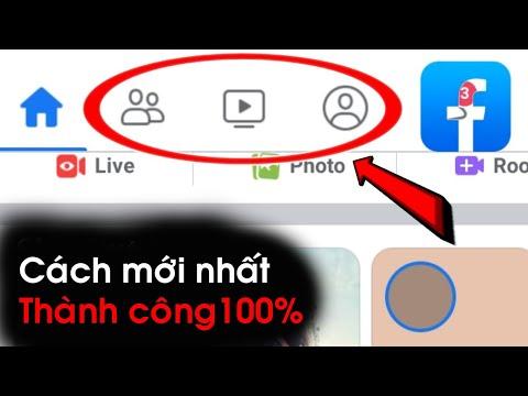 Cách bật lại mục video facebook watch mới nhất thành công 100%