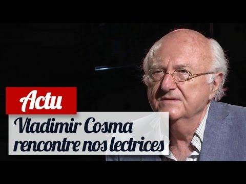 Vladimir Cosma nous confie ses secrets de compositeur