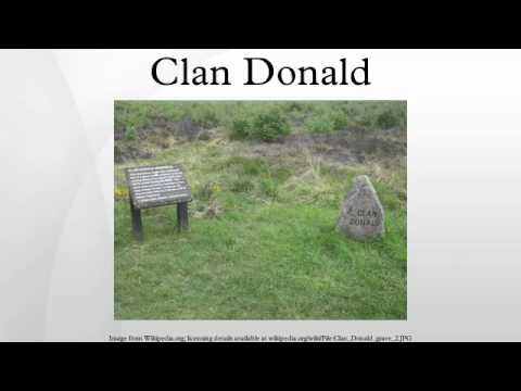 Clan Donald