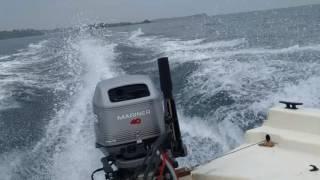 ROCCA RUBIS mariner 40cv 2T bi cylindre