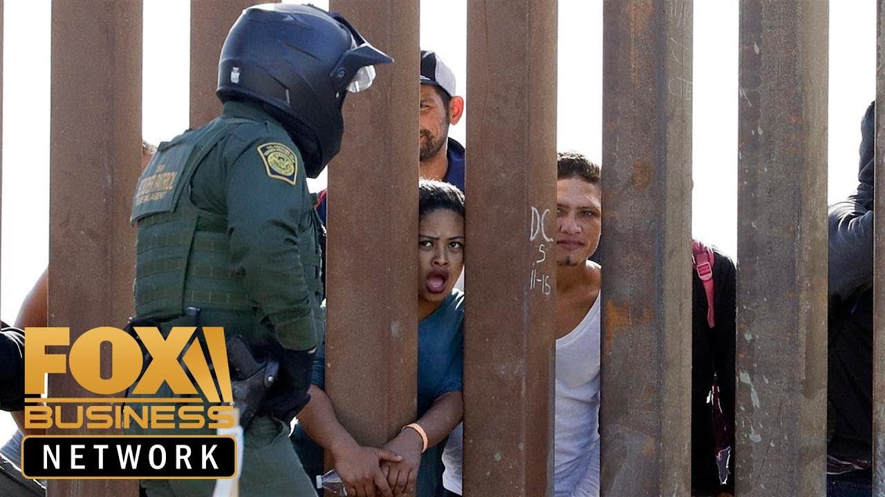 FOX Business VP Pence, Sen. Graham toured migrant facilities as ICE raids begin