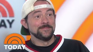 Kevin Smith Speaks Out For The First Time Since His Massive Heart Attack | TODAY