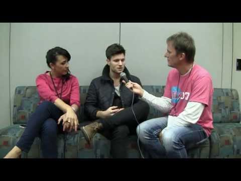 Mix 107.7's 2014 Concert for a Cure - Jamie Scott Interview
