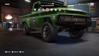 NFS Payback: Chevrolet C10