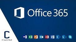 Microsoft Office 365: Was bringt es für Unternehmen? – CYBERDYNE