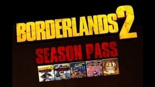 Borderlands 2 Season Pass Trailer