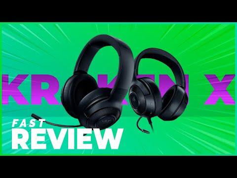 Razer Kraken X - O Headset Barato da Razer? (Review - PT-BR)