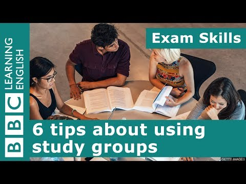 Exam skills: 6 tips about using study groups