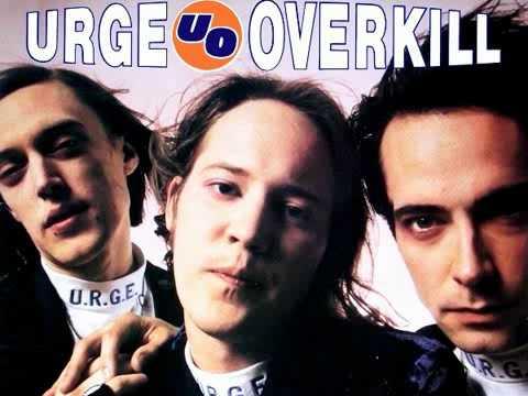 Urge Overkill - Tequila Sundae - live at Seattle Center Arena 1993-12-09 (audience).avi