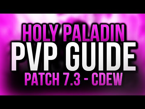 The Basics of Holy Paladin PVP Guide - Rival to Glad - Cdew