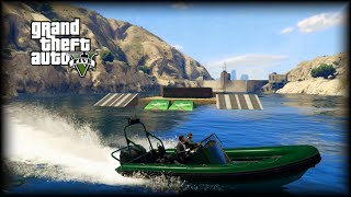 GTA 5 Online PC | SNIPERS VS BOATS
