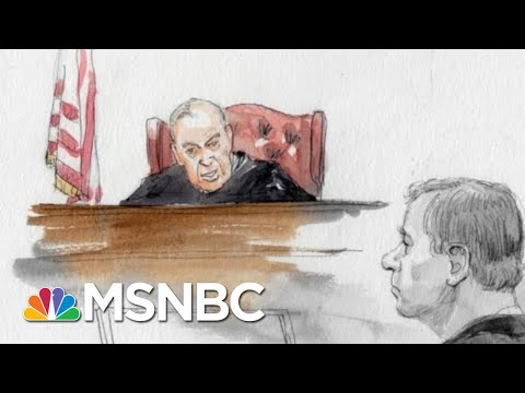 Jill Wine-Banks: Manafort Judge's Behavior And Sentencing Were 'Terrible' | The 11th Hour | MSNBC