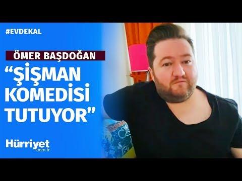 Ömer Başdoğan (Nalet Bebe) Evde Neler Yapıyor? | Hürriyet Özel #EvdeKal