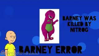 Barney Error! 2