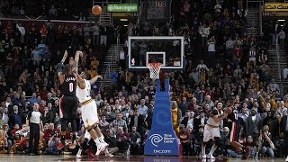 """Greatest Game Winning Buzzer Beaters NBA 2017 """"He did it"""""""