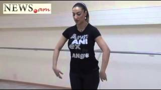 Master class: Georgian dances with Marina Ashikyan