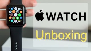 Apple Watch 2 Unboxing