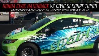Civic Si coupe turbo vs Hatchback Civic