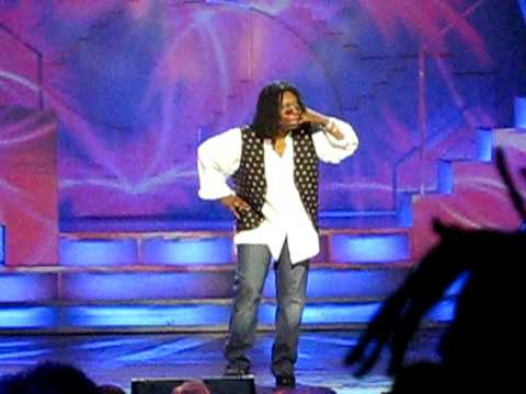 Whoopi Goldberg - Just For Laughs Montreal 24.07.2009  part1