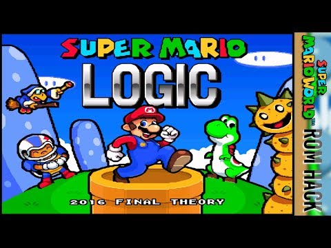 ALL ONE SCREEN PUZZLES?! | Super Mario Logic (SMW ROM/Hack)