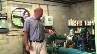 The Water Blending Pump at Pelican's Nest Golf Club
