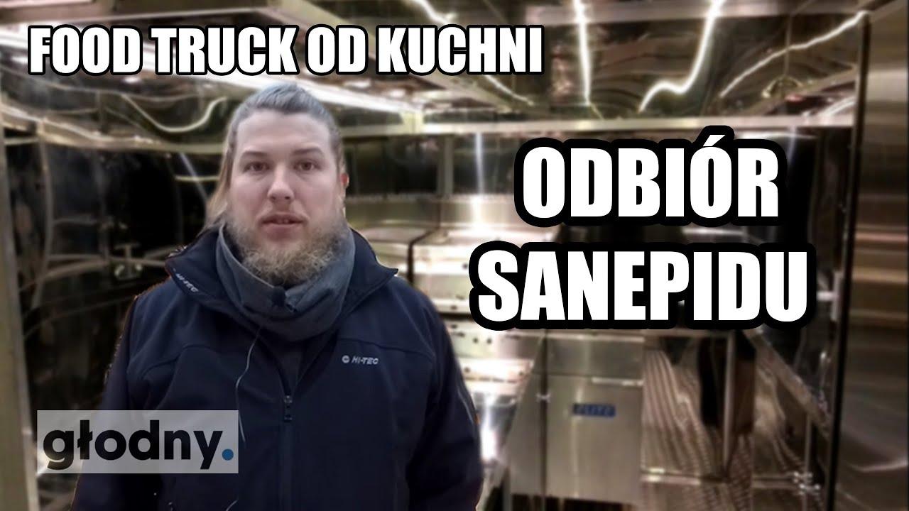 2 Food Truck Od Kuchni Odbiór Sanepidu