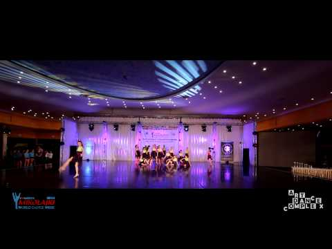 Art Dance Complex JUNIOR JAZZ na IDO WORLD CHAMPIONSHIP w Mikołajkach 2014