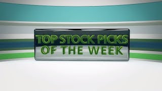 Top Stock Picks for the Week of October 30th