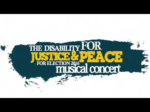 disability for justice and peace musical concert mp4111