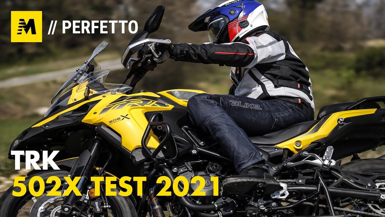Download Benelli TRK 502X TEST: diventa Euro 5 nel 2021 e vi diciamo come va