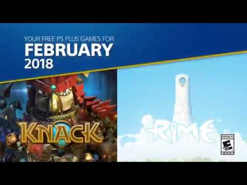 Playstation Plus Free Games Lineup February 2018 Ps4